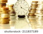 czas pieniądz